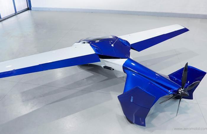 L'Aeromobil 3.0