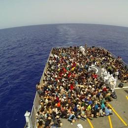 Stop Mare Nostrum L'ipocrisia europea