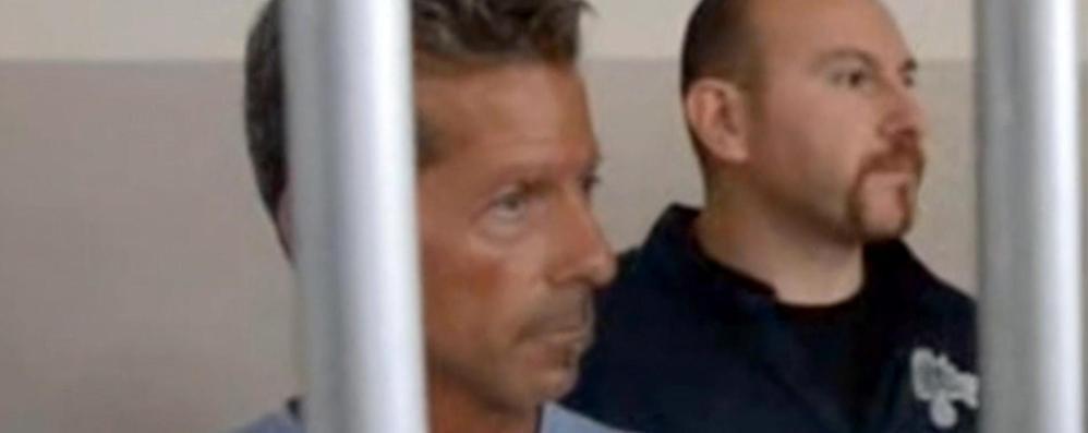 Bossetti incontra il figlio maggiore «Tornerò a casa presto»