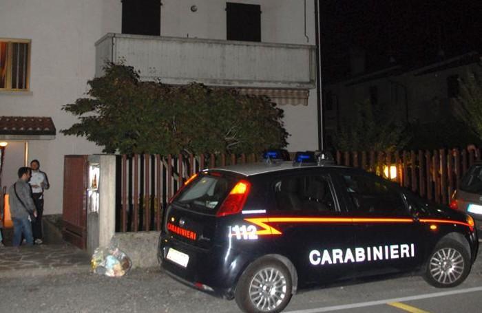 Tentativo di furto a Mapello: i carabinieri sul posto