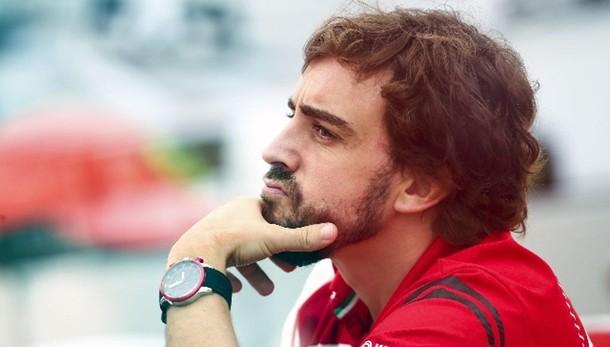 F1: Alonso, possibile un anno sabbatico