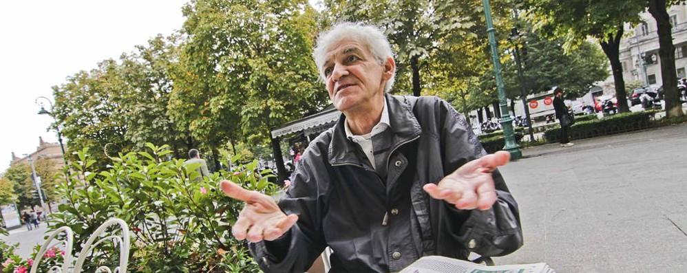 Goffetti, il veterano dei pendolari: I miei trucchi per sopravvivere in treno