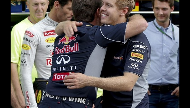 Horner,da Ferrari offerta super a Vettel