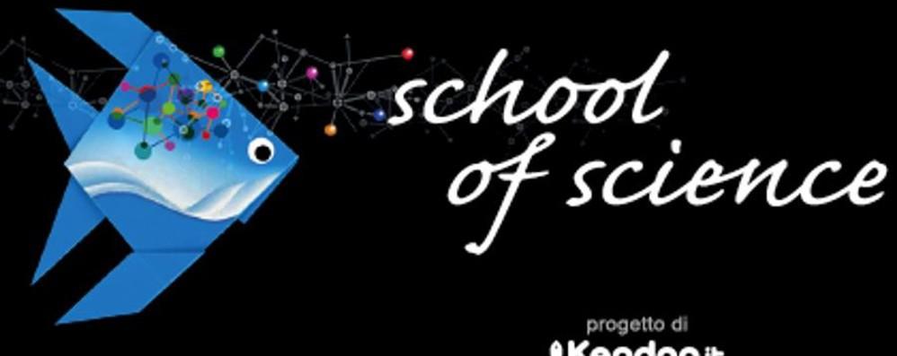 Kendoo.it e BergamoScienza Raccolta fondi a favore delle scuole