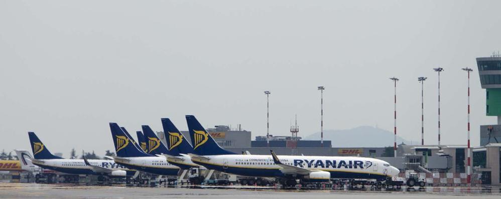 Ryanair, settembre col botto Passeggeri in aumento del 5%