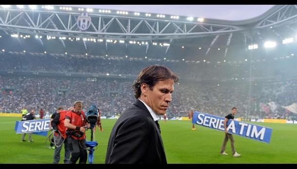 Garcia,Juve-Roma ha fatto male al calcio