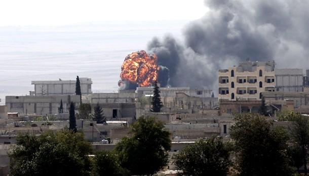Isis: Kobane, 20 jihadisti uccisi