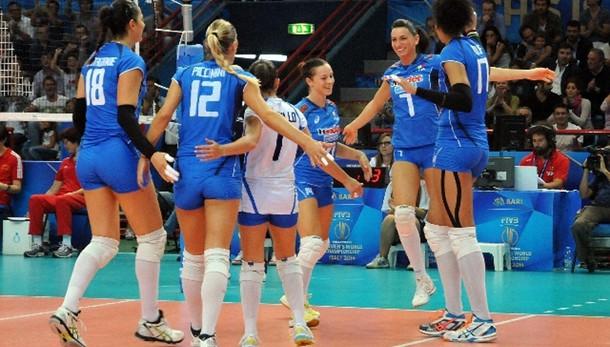 Volley: Mondiali, Italia con Usa,Russia