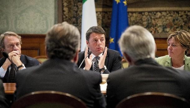 Art.18, Renzi,reintegro per disciplinari
