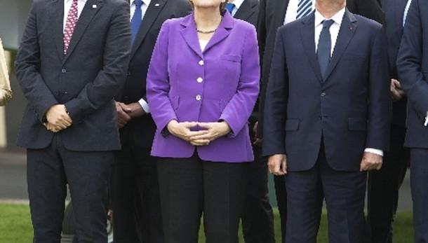 Domani conferenza Renzi-Merkel-Hollande