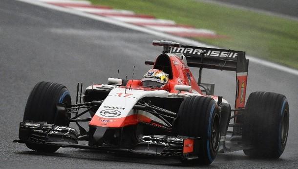 F1: Bianchi, danno neuronale diffuso