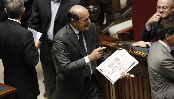 Jobs act:Bersani, no fiducia ma lealtà