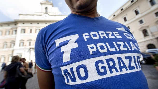 Renzi a sindacati,troppe 5 forze polizia