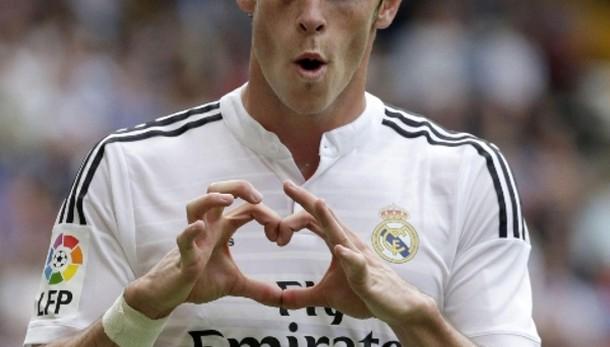Calcio: Bale miglior giocatore Galles