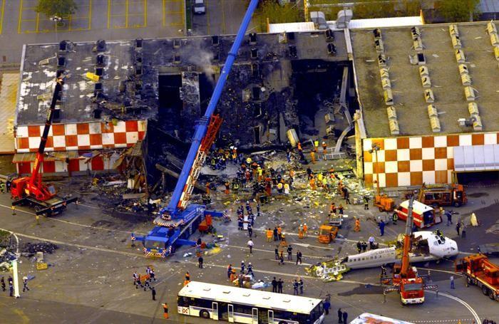L'incidente aereo dell'8 ottobre 2011 a Linate