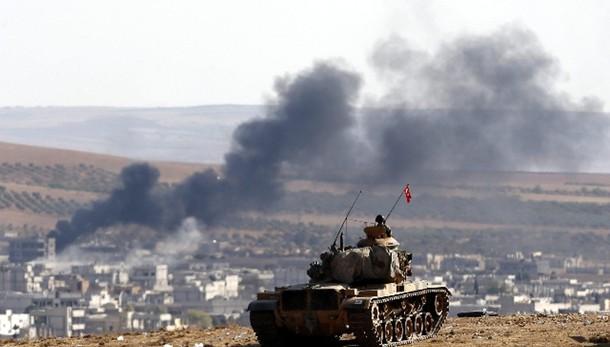 Raid aerei Usa non salveranno Kobane