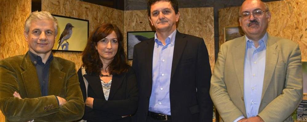 Una scelta quasi plebiscitaria Parco Colli: Locatelli presidente