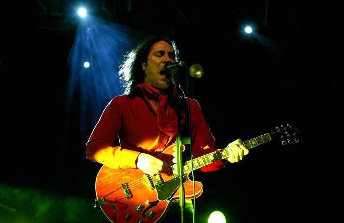 Manuel Agnelli, frontman degli Afterhours