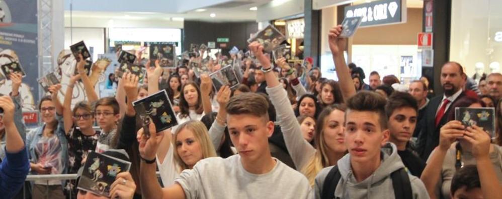 Fedez, il rap italiano fa il botto Oltre 2.000 fans a «Le due Torri»