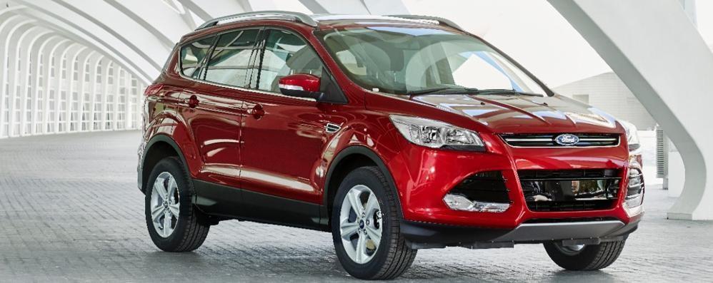 Ford aggiorna Kuga con i motori Euro 6