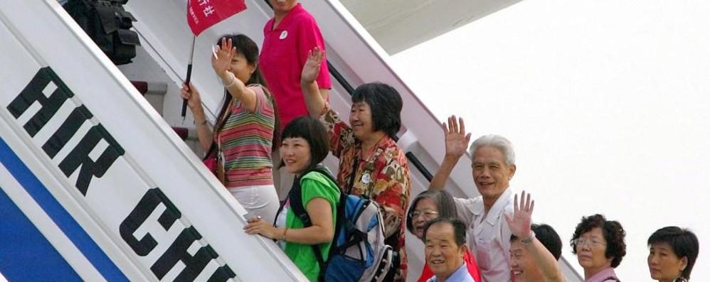 Digitale, spendaccione e curioso Expo apre le braccia al milione di cinesi