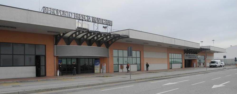 Scalo di Montichiari ad alta velocità Collegamento con la linea ferroviaria