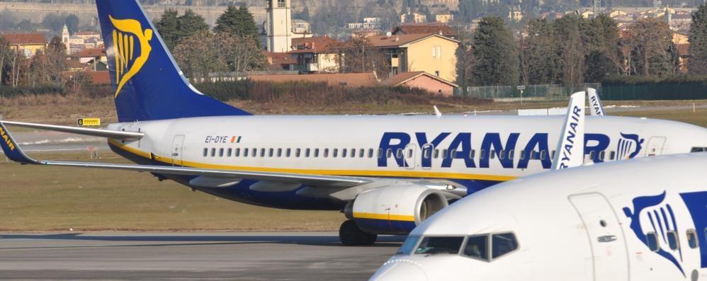 Selezioni per personale Ryanair Martedì 18 tappa a Bergamo