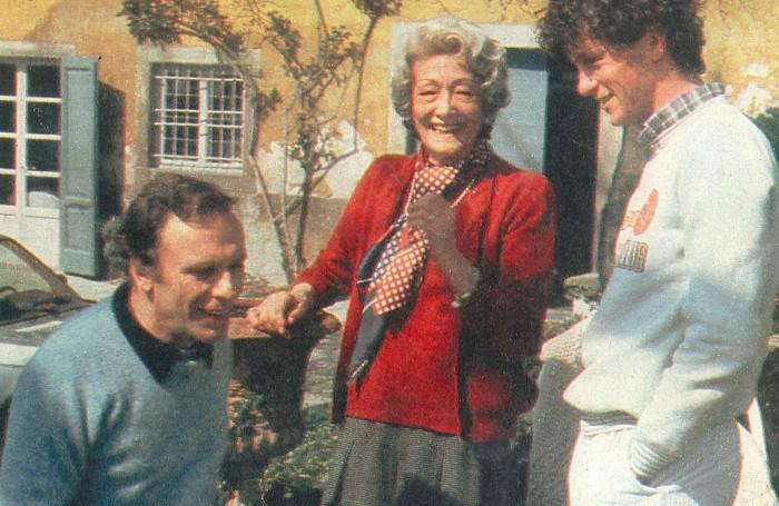 Jean-Louis Trintignant, Laura Nucci, Vanni Corbellini in «Colpire al cuore» di Gianni Amelio (1982)