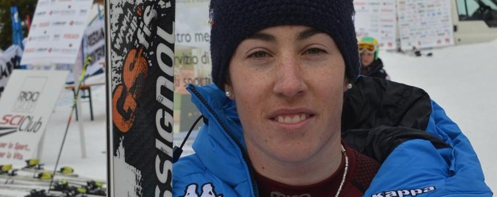 Forza Michela, Albino è con te Presegue il recupero della sciatrice