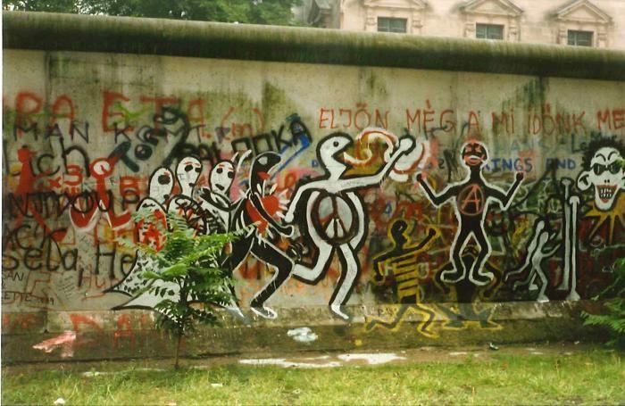 Muro di Berlino, agosto 1989