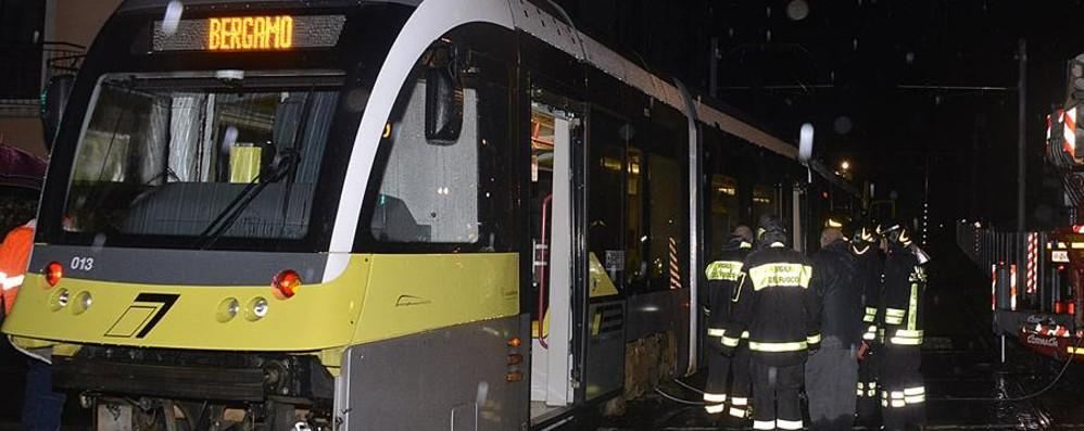Tram, 34 incidenti in cinque anni La causa? Chi passa col rosso