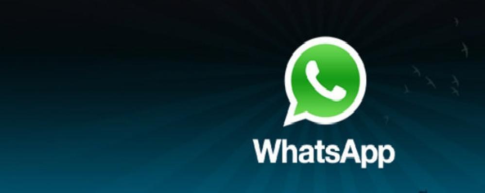 Whatsapp: doppia spunta blu Indica che il messaggio è stato letto