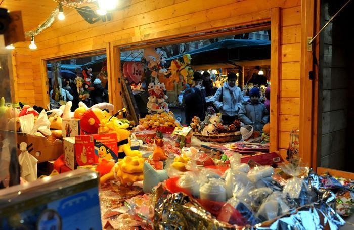 Pronti per il mercatino di Natale?