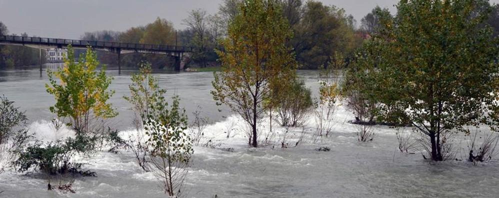 Sabato nuova allerta meteo al Nord Annullata l'operazione «Fiumi sicuri»