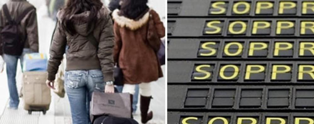 Milano-Bg, treni a rischio una settimana Trenord: «La situazione è compromessa»
