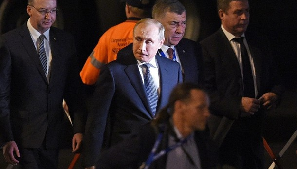 G20: lungo incontro Renzi-Putin