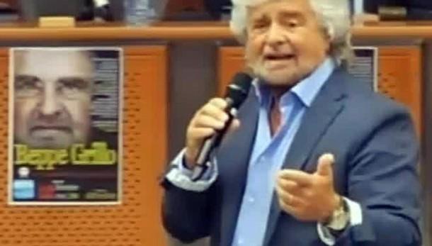 Grillo,4 senatori in conflitto interesse