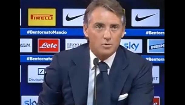 Inter:Mancini,non ho la bacchetta magica