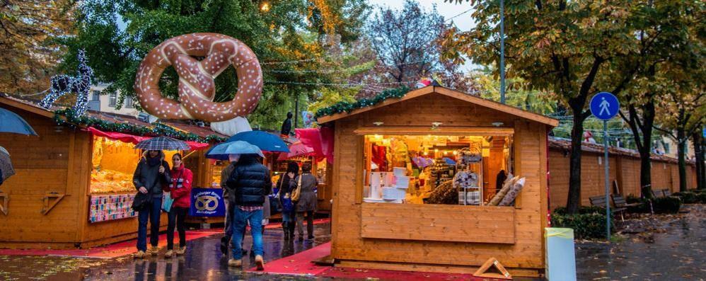 L'Eco café è al Villaggio di Natale Tu cosa faresti del piazzale Alpini?