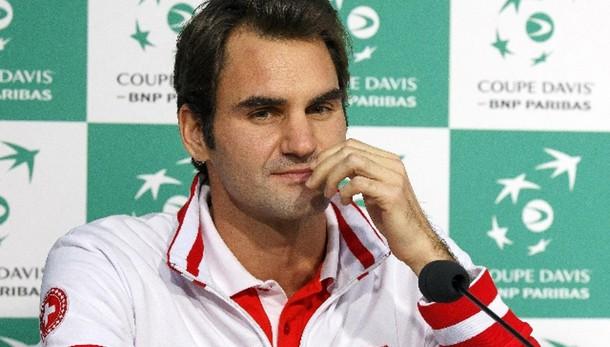 Coppa Davis: Federer, spero di esserci