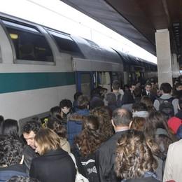 In Lombardia puntuale il 70% dei treni   Ma probabilmente non è il vostro...
