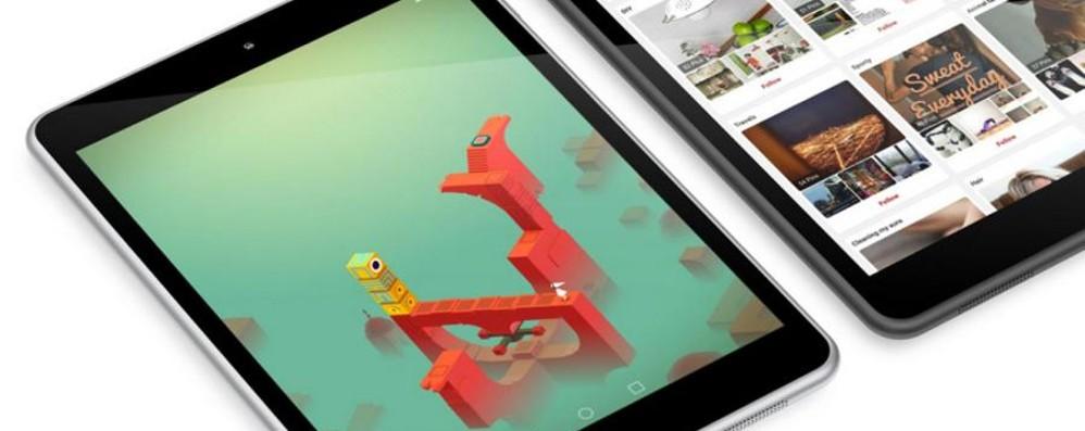 Nokia debutta sul tablet Svelato N1: c'è Android
