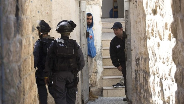 Abbattuta casa attentatore palestinese