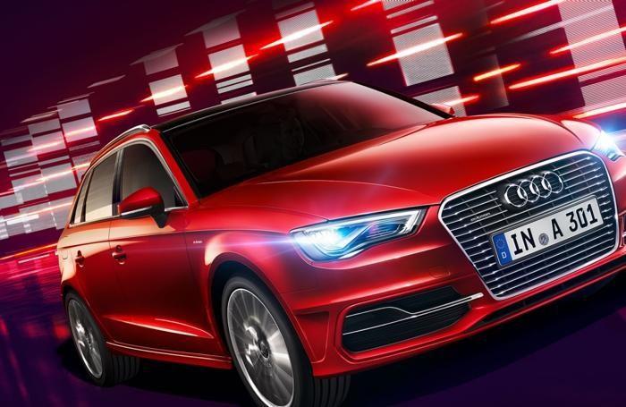 L'Audi A3