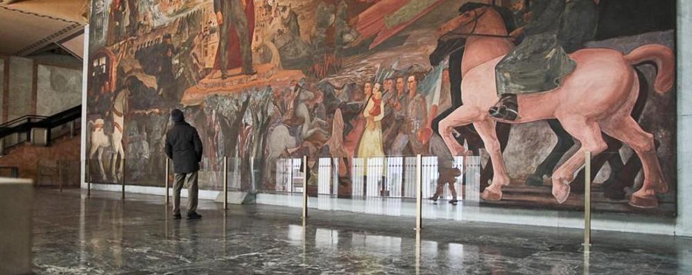 Casa della Libertà, gioiello di Bergamo  Il Comune vuole riaprirla nel 2015