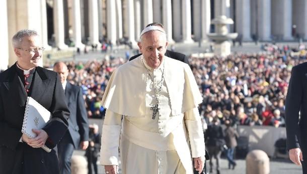 Mo: appello Papa, parti blocchino odio