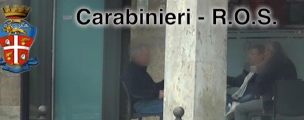 'Ndrangheta, arresti a Bergamo I riti d'affiliazione anche a Calolzio
