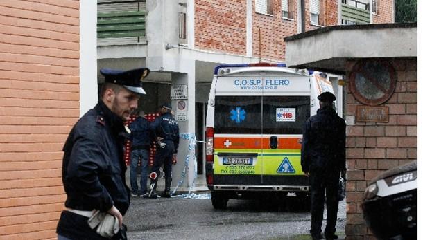 Padre uccide figlio a Brescia