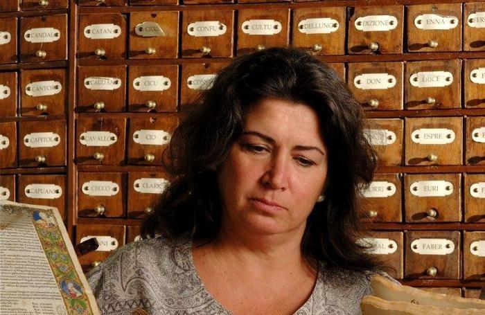 Silvia Tropea Montagnosi, curatrice per la Lombardia della Guida Osterie Slow Food