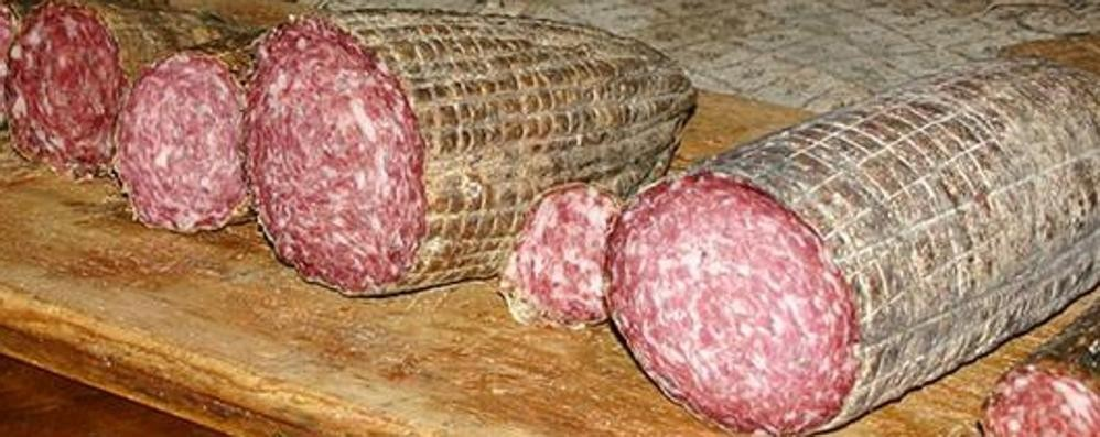 La guerra del salame bergamasco Coldiretti: «La Regione intervenga»